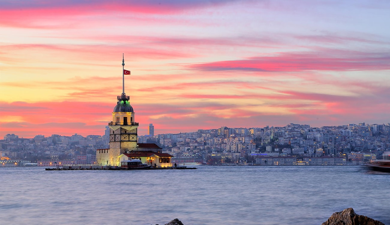 Maiden's Tower Istanbul